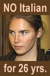 Amanda Knox and link to Charlies comments